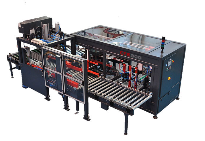 Case packer automática modelo CSF300